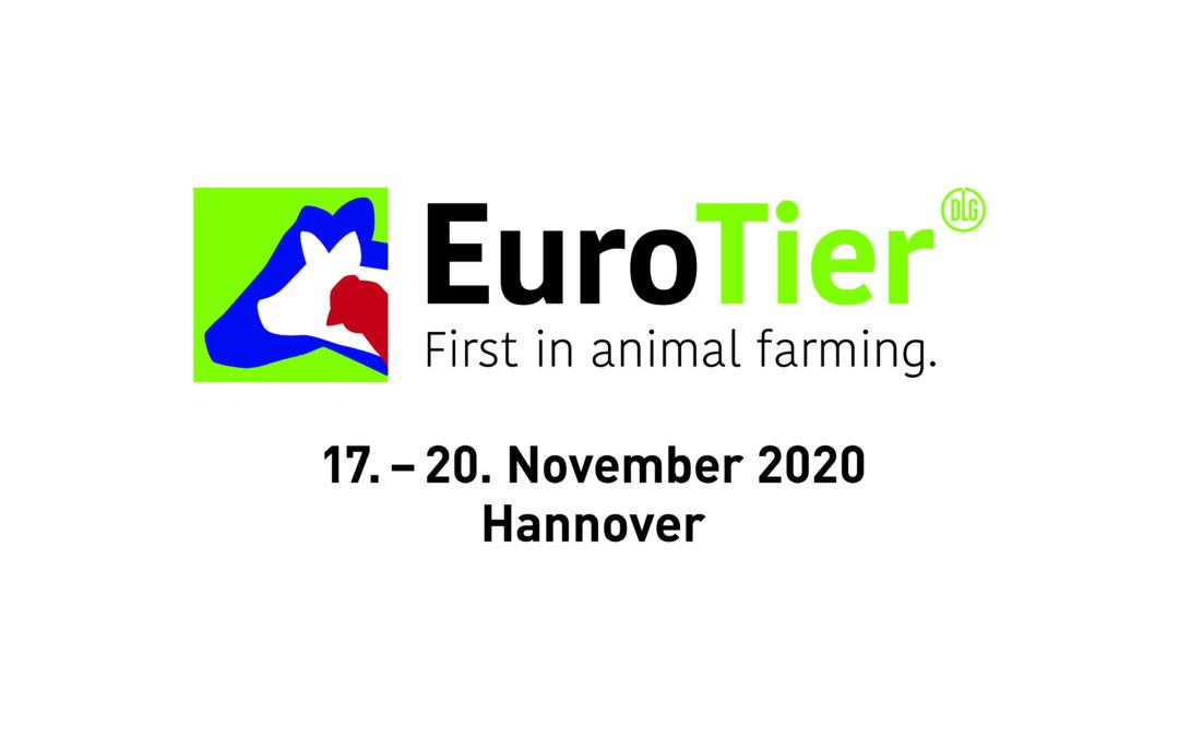 Kommen Sie zur EuroTier 2020 in Hannover